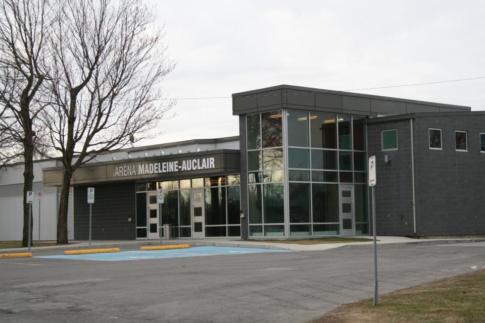 Aréna Madeleine Auclair